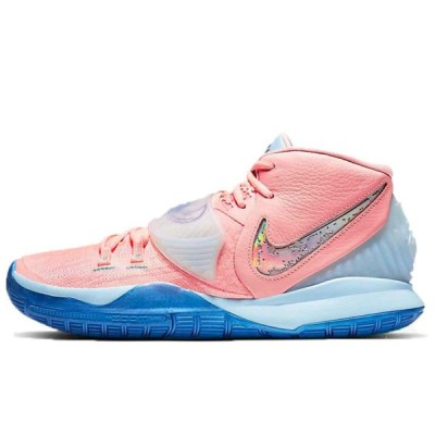 ナイキ カイリー 6 コンセプツ ピンク ティント 31cm Nike Kyrie 6 Concepts Pink Tint CU8880-600 安心の本物鑑定