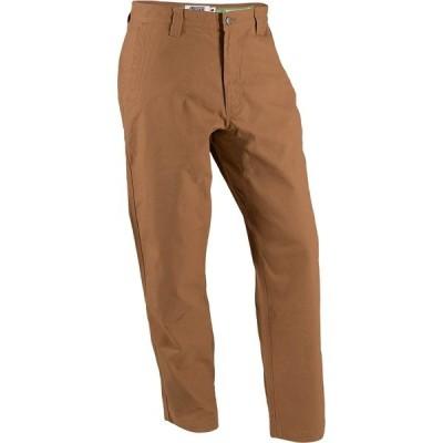 マウンテンカーキス カジュアルパンツ メンズ ボトムス Original Mountain Relaxed Fit Pant - Men's Ranch