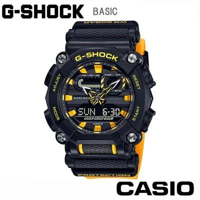 【正規販売店】CASIO Gショック G-SHOCK 腕時計 メンズ GA-900A-1A9JFメンズ