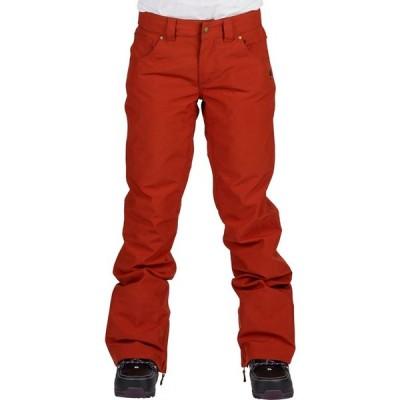 ボンファイヤー Bonfire レディース スキー・スノーボード ボトムス・パンツ Emerald Pants Rust