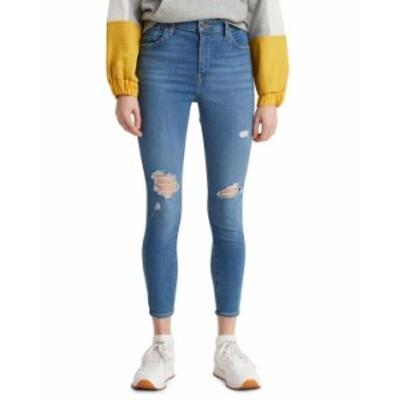 リーバイス レディース デニムパンツ ボトムス Women's 720 Cropped Super-Skinny Jeans Quebec  Calls