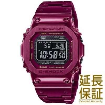 海外CASIO 海外カシオ 腕時計 GMW-B5000RD-4 メンズ G-SHOCK Gショック フルメタルシリーズ タフソーラー 電波 (国内品番 GMW-B5000RD-4J