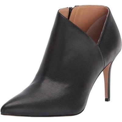 レディース 靴 ブーツ Jessica Simpson Women's Abille Synthetic Pointy Toe Man-Made Ankle Boot