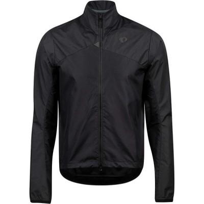 パールイズミ ジャケット&ブルゾン メンズ アウター Pearl Izumi Men's Bioviz Barrier Jacket Black/reflective Triad