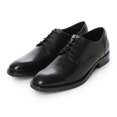 ジョルジオマッソーニ GIORGIO MASONI メンズ 本革ビジネスシューズ 586030 (ブラック)