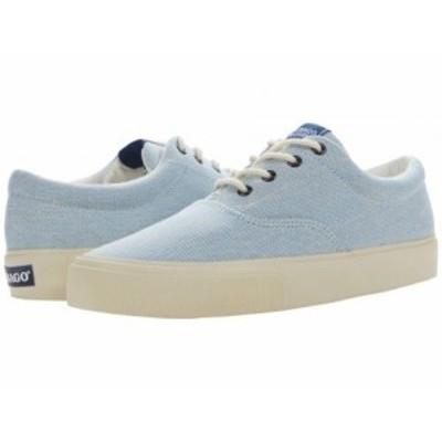 Sebago セバゴ レディース 女性用 シューズ 靴 スニーカー 運動靴 John Panama Light Blue/White【送料無料】