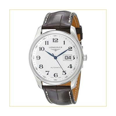 Longines Watches Longines Master Collection Automaic Transparent Case Back Men's Watch 並行輸入品