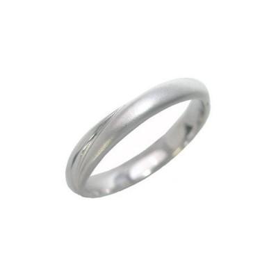 メンズリング つや消し 結婚指輪 マリッジリング ペアリング プラチナ【今だけ代引手数料無料】