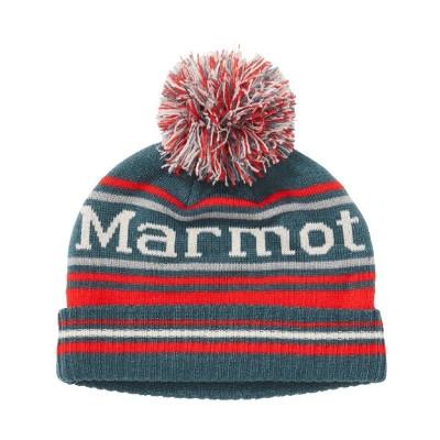 【マーモット】 Kid's Retro Pom Hat / キッズレトロポムハット キッズ グリーン系 ONE Marmot