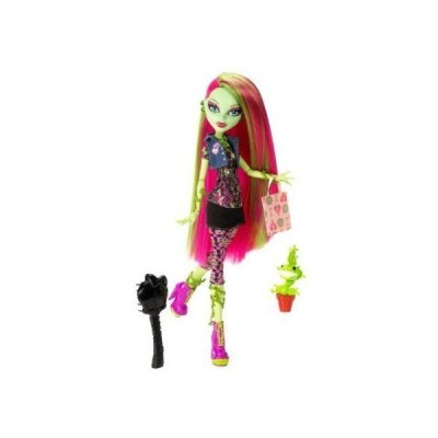 The Ghouls From Monster High (モンスターハイ) Are Freakishly Fabulous - Monster High (モンスターハ