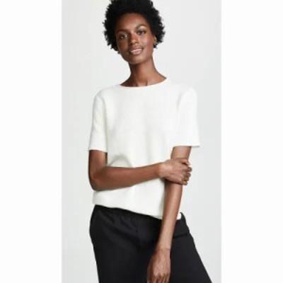 セオリー ニット・セーター Cashmere Tolleree Sweater Ivory
