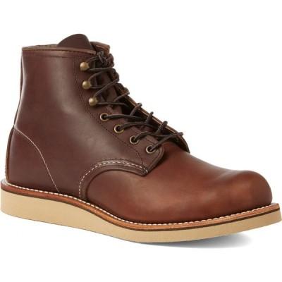 レッドウィング Red Wing メンズ ブーツ シューズ・靴 Rover Boots Amber Harness