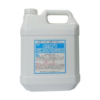 スマート石鹸カス除去剤 4L