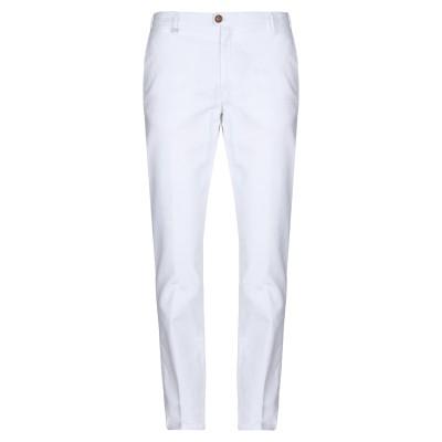 BARBATI パンツ ホワイト 52 コットン 98% / ポリウレタン 2% パンツ