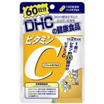 【ゆうパケット配送対象DHC ビタミンC(ハードカプセル) 60日分(ポスト投函 追跡ありメール便)