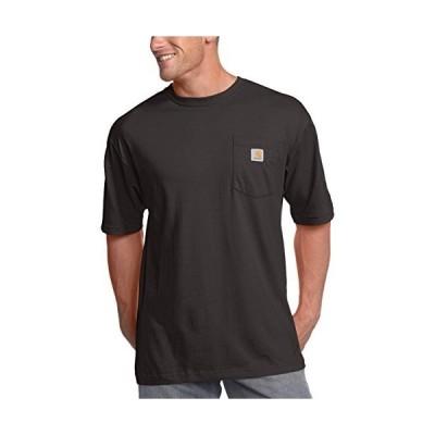 (カ-ハ-ト) carhartt Men's K87 WORK POCKET T-Shirt メンズ トップス Tシャツ T-Shirt 022 ポケ