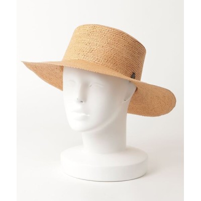 NOLLEY'S / 【Ecua Andino/ エクアアンディーノ】ラフィアクロシェットハット WOMEN 帽子 > ハット