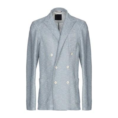 アルテア ALTEA テーラードジャケット アジュールブルー XL ポリエステル 65% / コットン 27% / ナイロン 8% テーラードジャケ