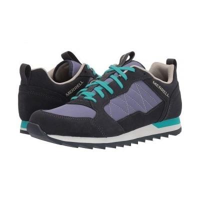 Merrell メレル レディース 女性用 シューズ 靴 スニーカー 運動靴 Alpine Sneaker - Velvet Morning/Ebony
