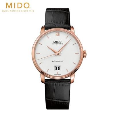 正規品 ミドー MIDO 腕時計 メンズ バロンチェッリ ビッグデイト M0274263601800 自動巻