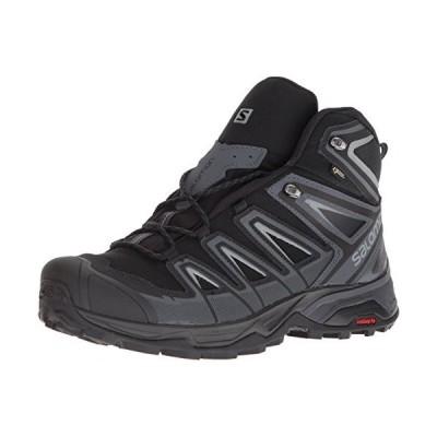 [サロモン] X ULTRA 3 MID GTX ハイキングシューズ L39867400 ブラック UK