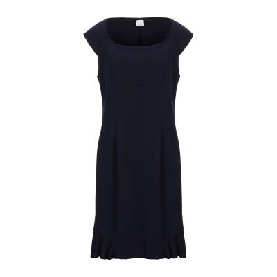 ピンコ PINKO ミニワンピース&ドレス ダークブルー 40 レーヨン 65% / ナイロン 30% / ポリウレタン 5% ミニワンピース&ドレス