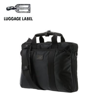 吉田カバン ラゲッジレーベル ゾーン ビジネスバッグ 2WAY B4 メンズ 日本製 973-07200 LUGGAGE LABEL ZONE ポーター ブリーフケース 軽量 [PO10]