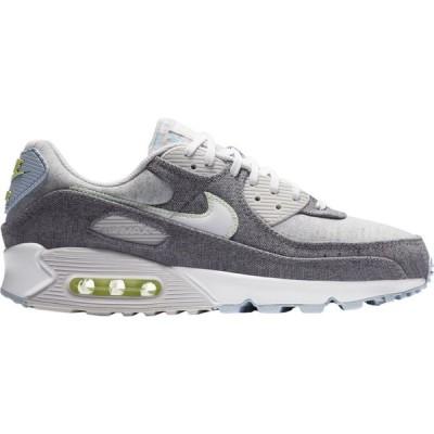 ナイキ メンズ エアマックス90 Nike Air Max 90 スニーカー Vast Grey/White/Barely Volt