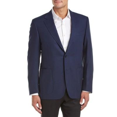 カナーリ コート アウター メンズ Canali Wool Blazer blue