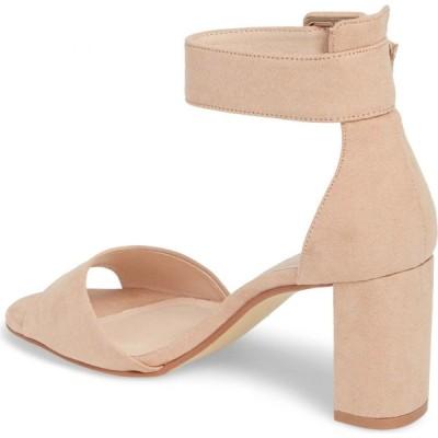 チャイニーズランドリー CHINESE LAUNDRY レディース サンダル・ミュール シューズ・靴 Rumor Sandal Dark Nude