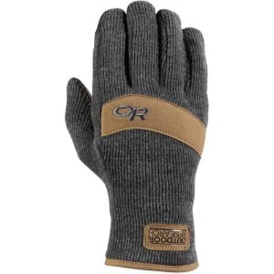 アウトドアリサーチ メンズ 手袋 アクセサリー Exit Sensor Glove - Men's Charcoal