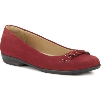 ウォーキング クレードル Walking Cradles レディース シューズ・靴 Francesca Cranberry Nubuck