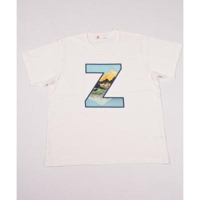 tシャツ Tシャツ 【JM1】日本製ワンウォッシュプリントTシャツ(Z)