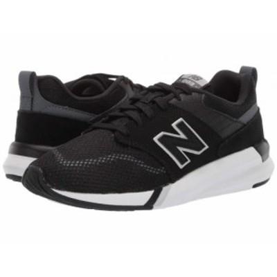 New Balance ニューバランス レディース 女性用 シューズ 靴 スニーカー 運動靴 WS009 Black/Lead【送料無料】