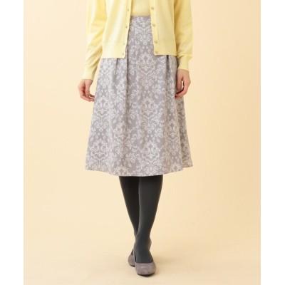 Reflect / アラベスク柄フレアスカート WOMEN スカート > スカート