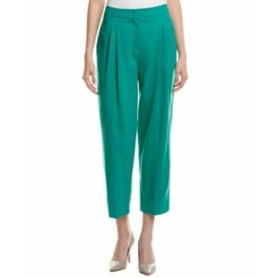 ESCADA エスカーダ ファッション パンツ Escada Wool-Blend Pant 36 Green