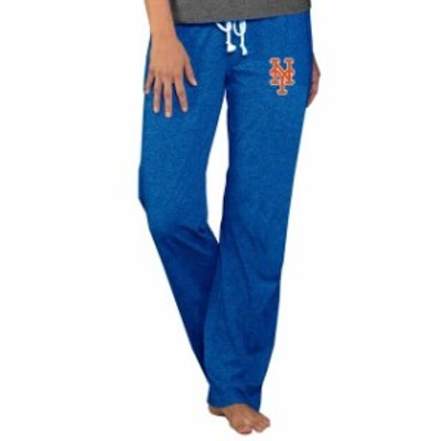 Concepts Sport コンセプト スポーツ スポーツ用品  New York Mets Concepts Sport Womens Quest Knit Pants - Royal