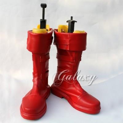 テイルズ オブ シンフォニア TOS シンフォニア ロイド・アーヴィング コスプレ 靴 ブーツ xz1401