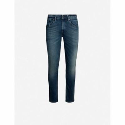 ラルフ ローレン POLO RALPH LAUREN メンズ ジーンズ・デニム ボトムス・パンツ Eldridge faded slim jeans Myers stretch