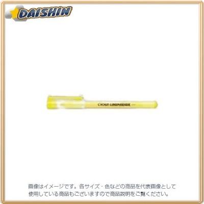 クラウン クラウンラインマーカー 太字 イエロー [70794] CR-LM8-Y [F020310]