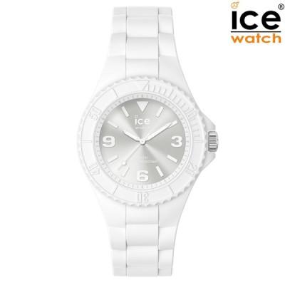 取寄品 正規品 ice watch アイスウォッチ 019139 ICE generation アイスジェネレーション ホワイト Small スモール レディース腕時計 送料無料