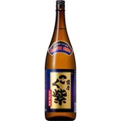 アサヒビールアサヒビール 本格芋焼酎薩摩こく紫25度1.8L瓶 728212