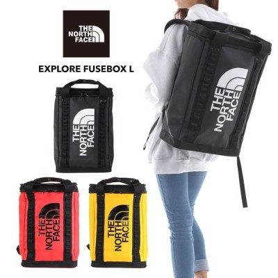 THE NORTH FACE EXPLORE FUSEBOX L BACKPACK NF0A3KYF ザ ノースフェイス エクスプローラー ヒューズボックス バックパック リュックサック メンズ レディース