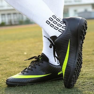 訓練のサッカーシューズの破片釘男女童記載シューズ、とりあえずレジャースニーカー