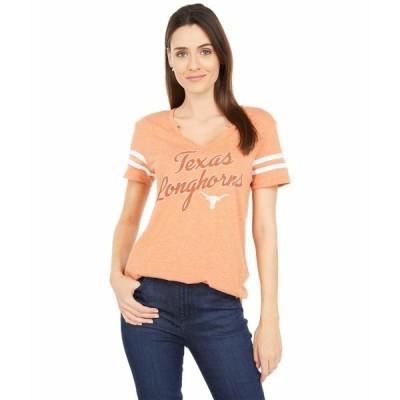 トューエイトナインシーアパレル シャツ トップス レディース Texas Longhorns Molly Tee Texas Orange