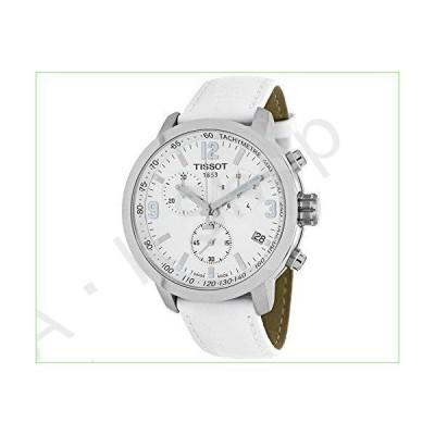 Tissot PRC 200 Women's Watch - White【並行輸入品】