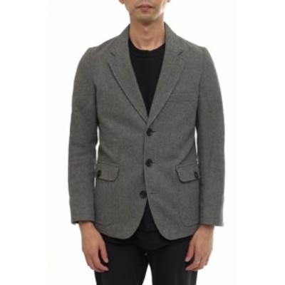 ○ビズビム VISVIM 08AW テーラードジャケット ACADEMIA BLAZAR(WOOL) シングルブレスト メンズ 【中古】 中古