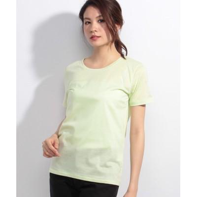 【アルアバイル】 テンジクTシャツ レディース イエロー系 02 allureville