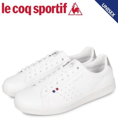 le coq sportif ルコック スポルティフ LA ローラン スニーカー メンズ レディース LA ROLAND SL ホワイト 白 QL1PJC19WS