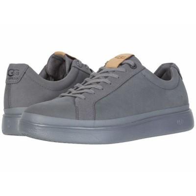 アグ スニーカー シューズ メンズ Cali Sneaker Low WP Metal
